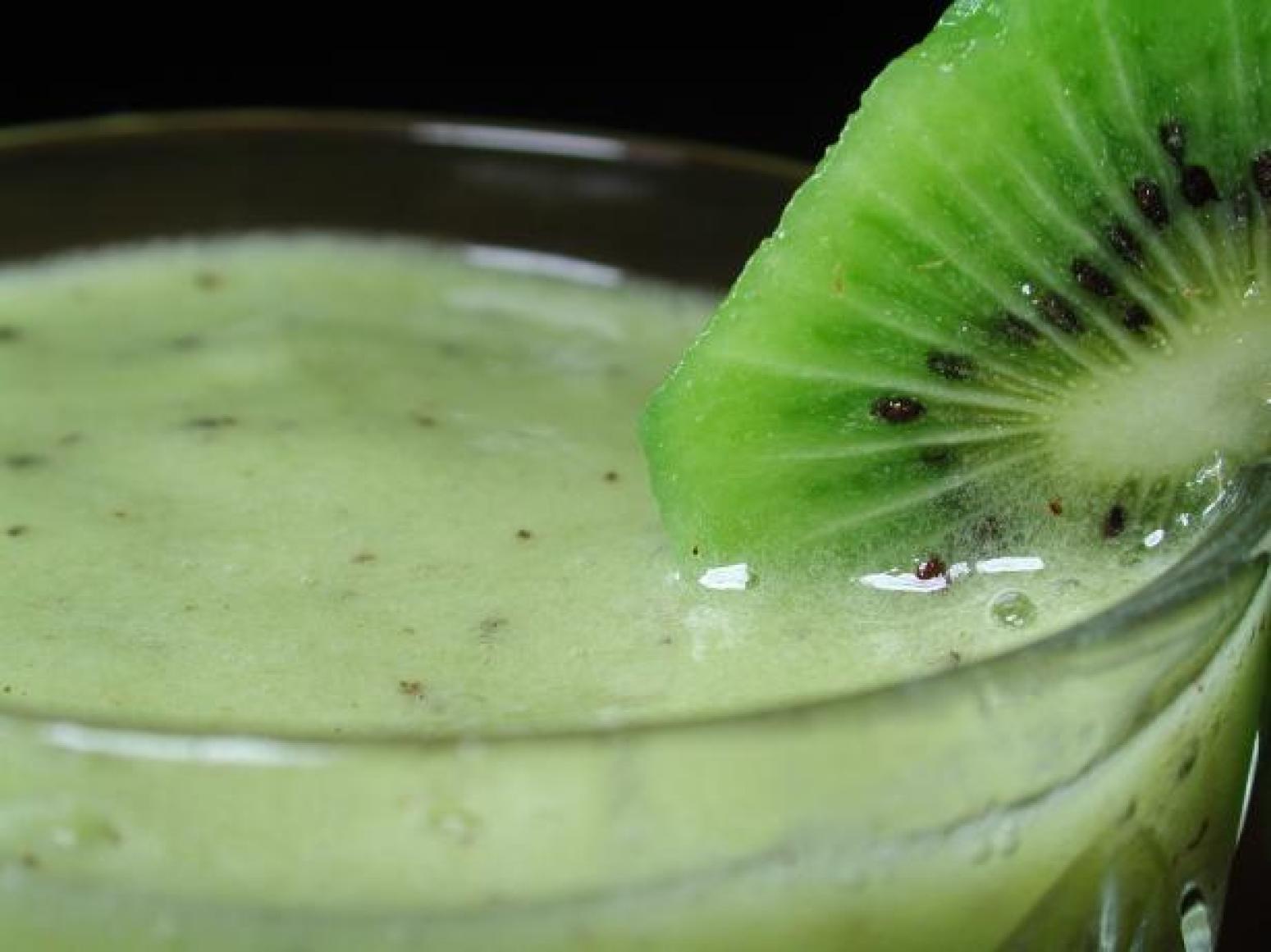 Banana Kiwi Shake Recipe