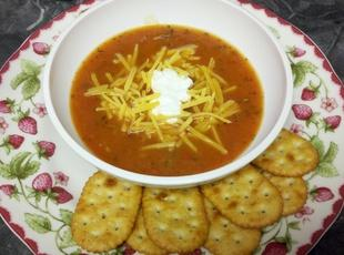 Tomato Soup Lunch Time Favorite Recipe