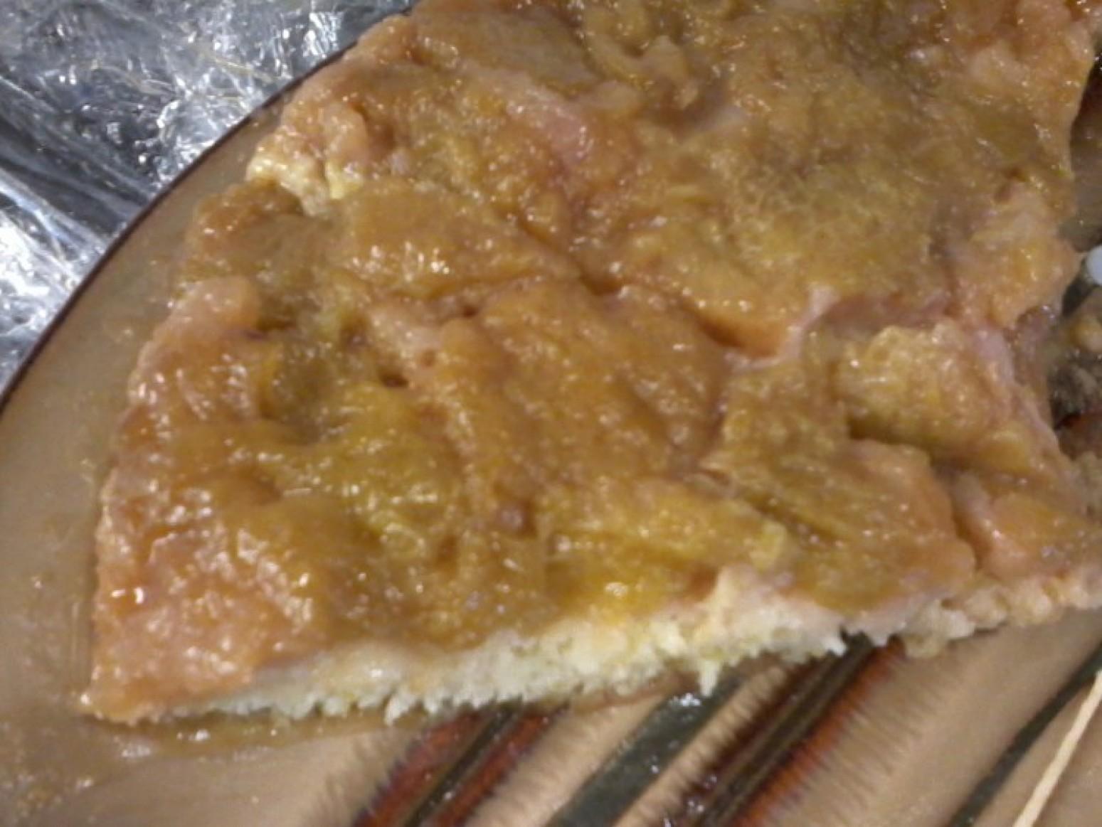 Plum Upside Down Cake Recipe