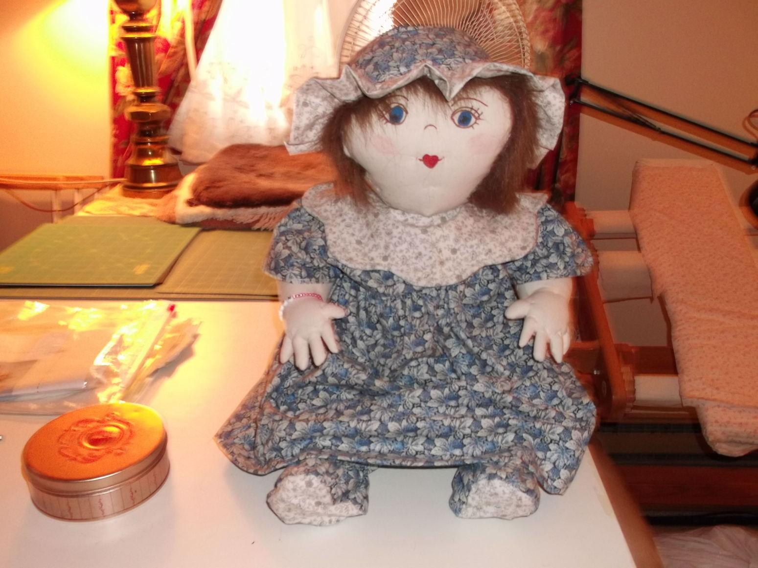 Payton Doll Recipe