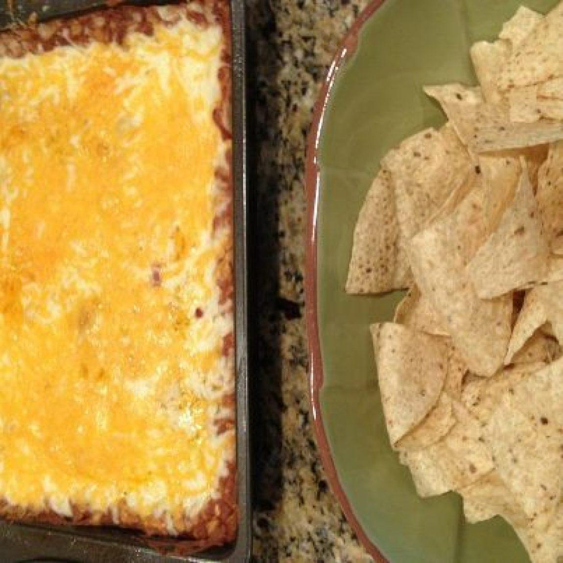 Hot Bean dip Recipe