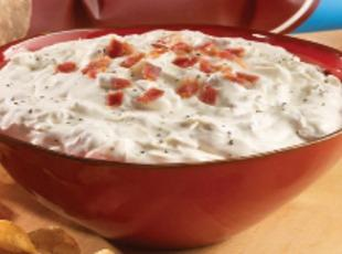 Sour Cream Bacon Dip Recipe