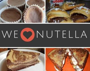 22 Recipes to Help You Eat More Nutella