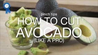 Pinch Tips: How To Cut Avocado (like A Pro) Recipe